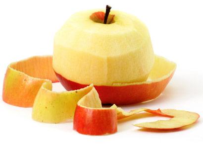 苹果皮上的果蜡可以吃吗?